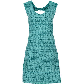 Marmot Annabelle Dress Dam teal tide sunfall